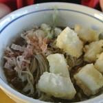18829194 - イカ天 おろし蕎麦(冷)