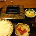 うなぎ茶屋ひろ - 料理写真:蒲焼膳