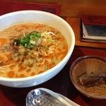 坦々麺専門 はつみ - 麻辣坦々麺