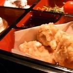 エンゼル - ◆木・金ランチ限定◆とり天風定食(動物性食品・化学調味料・白砂糖フリー)