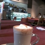 Cafe de 武 - チャイ