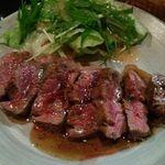 庄司 - 牛ヒレステーキ1,500円