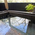 昔日 オールドデイズ - 部屋の露天風呂