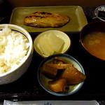 Hanamizuki - 焼魚定食(さわら西京焼)