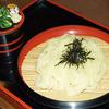 Hosoya - 料理写真:夏場にはコレ!!ツルツル大人気ざるうどん 550円