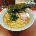 いどばた家 - 料理写真:いどばたラーメン(大)800円