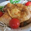 若草 - 料理写真:しょうが焼丼アップ