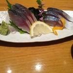 18836546 - シメ鯖(1200円)