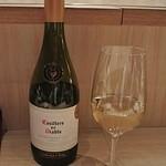 焼鳥とりっぱ - ・コンチャイトロ カッシェロ(白ワイン)