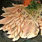 焼鳥とりっぱ - 名古屋コーチンたたき