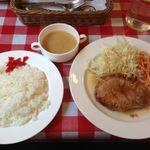 キッチン GINZA-TEI - ポークソテー
