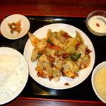 18838632 - 回鍋肉定食¥580