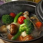 サクラサク - 自家製ブイヨンでお野菜ごろごろポトフ