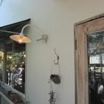 クックスカフェ&デリ - ランプがきゃわいい