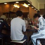 三角屋 暖 - 店内(2013年4月)