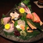 海鮮酒菜げんげ - 刺身全種盛り