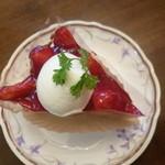 18844762 - 2013.05 嫁が食べたイチゴのタルト