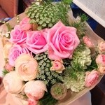 18847242 - 店内にあったお花、綺麗(^^)