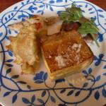 18848502 - 201304ランチ 前菜
