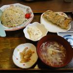 チャイナ食堂かしん - 炒飯セット