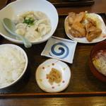 チャイナ食堂かしん - 水餃子セット