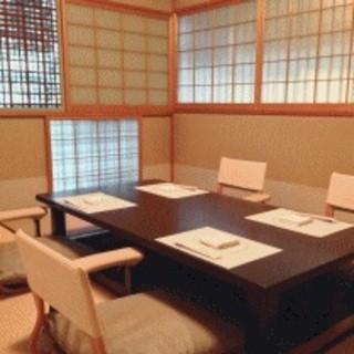 ご慶事やご接待にも、伝統的なお座敷がございます。