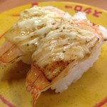 スシロー - 料理写真:えびチーズ