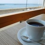 カフェ マルコウ - 珈琲と播磨灘