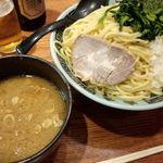 18855361 - 格つけ麺(中盛)
