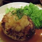 やきとり 釜飯 はん - 豆腐ハンバーグ