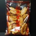 杉戸煎餅 - 2013.5 揚げかき餅醤油味(390円)