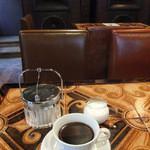 ジャズ喫茶ちぐさ - コーヒー