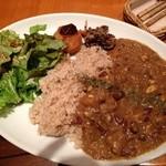 ふろむあーすカフェ オハナ - お豆のカレー