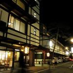 中村屋旅館 - 夜の散歩