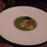 オステリア ニコ - 天使の海老のスープ