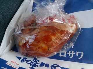 クロサワ 西原店 - 250円の手羽焼きを購入しました。