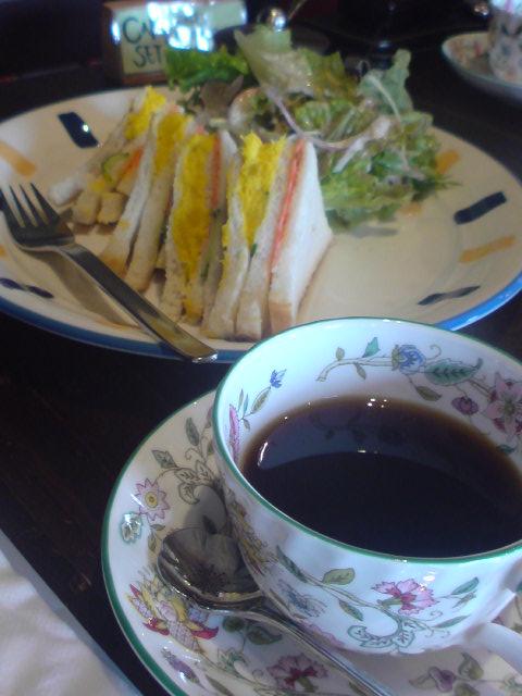 Salone del Cafe Hattori