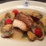 マルデナポリ - 真鯛のアクアパッツァ
