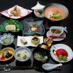 覚林房 - 料理写真:精進料理・懐石料理の一覧