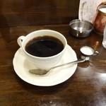 18862418 - スープセット(930円)につくホットコーヒー