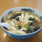 蓬莱軒 - 大人気!きくらげ麺