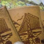 18867112 - 明石海峡大橋のイラスト入り