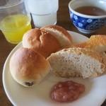 農家レストラン さん食亭 -