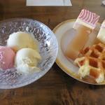 農家レストラン さん食亭 - デザート
