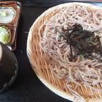 やまがたや - 料理写真:ざる蕎麦(600円)