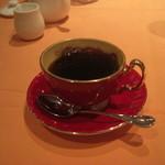 レストラン&バー ガスライト - セットのコーヒー