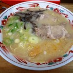 ラーメン・餃子 大勝 - ラーメン(デジカメ)