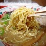 ラーメン・餃子 大勝 - 細麺(デジカメ)