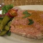ルーナ ピッコラ - 大山鶏とレバーのパテ