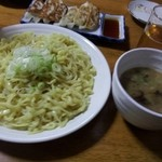 三太夫 - 【H25.5.4】つけ麺(並)650円。